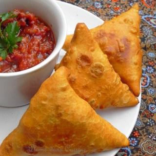 Samoussas indiens (végétarien)