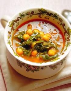 soupe de pois chiche cumin (1)