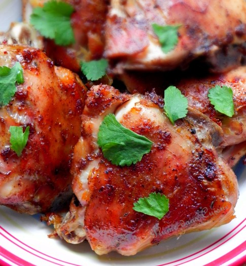 Jerk Jamaicain poulet (13)