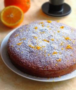 gâteau à l'orange (8)
