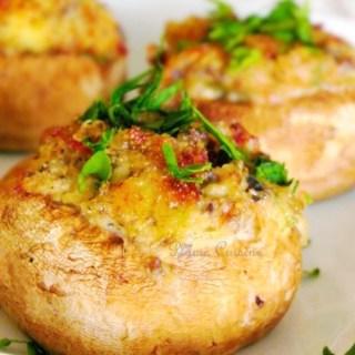 champignons-farcis-crabe