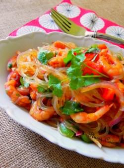 salade thaïe crevettes (18)