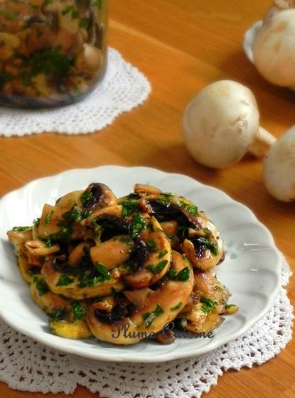 champignons marinés (16)