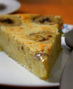 gateau banane chocolat blanc (14)
