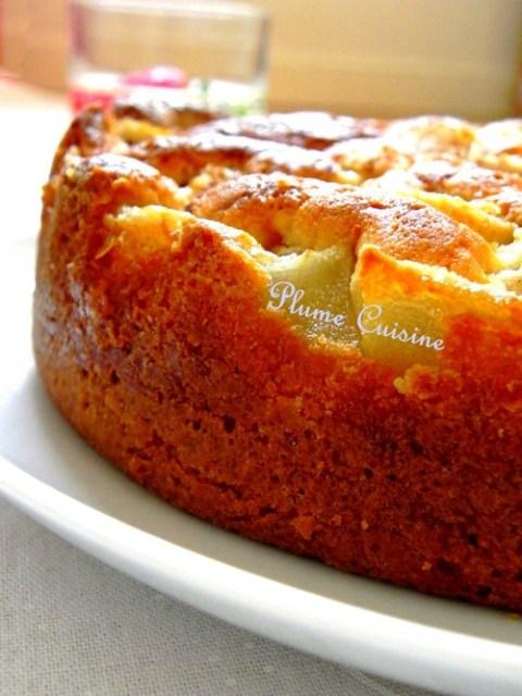 gâteau-poire-moelleux