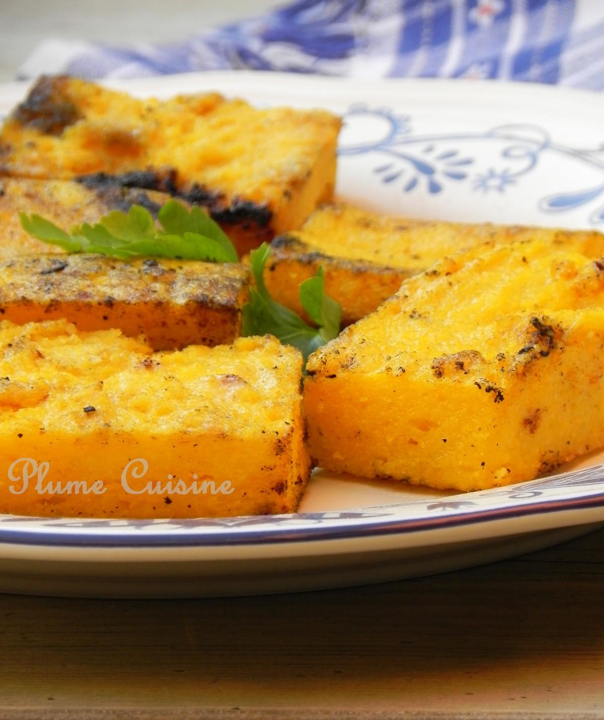 Recette Polenta | Une Plume dans la Cuisine