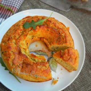 Cake-au-crabe