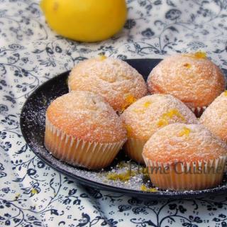 Muffins-au-citron