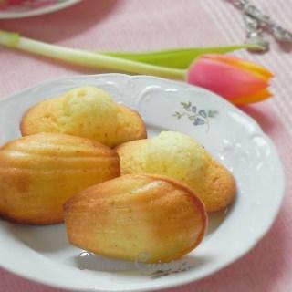 Recette de madeleines légères et faciles
