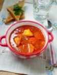 Soupe à la viande hachée