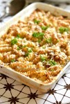 Gratin de pâtes au thon facile