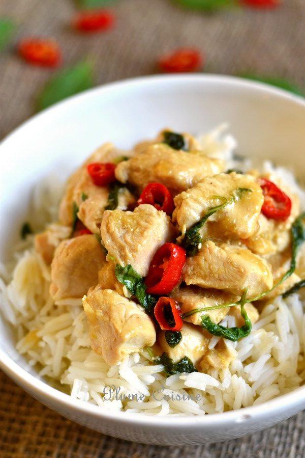 Poulet-basilic-thaï