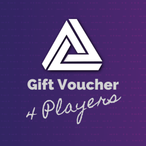 Gift Voucher – 4 Players