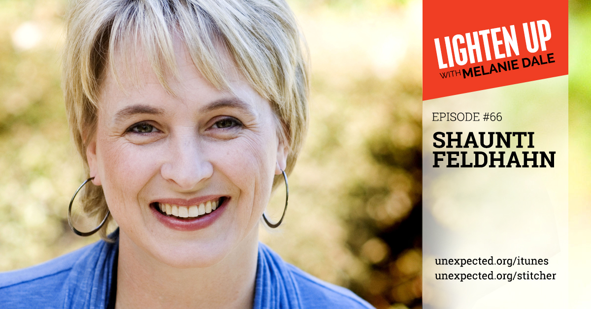 Lighten Up #66: Shaunti Feldhahn