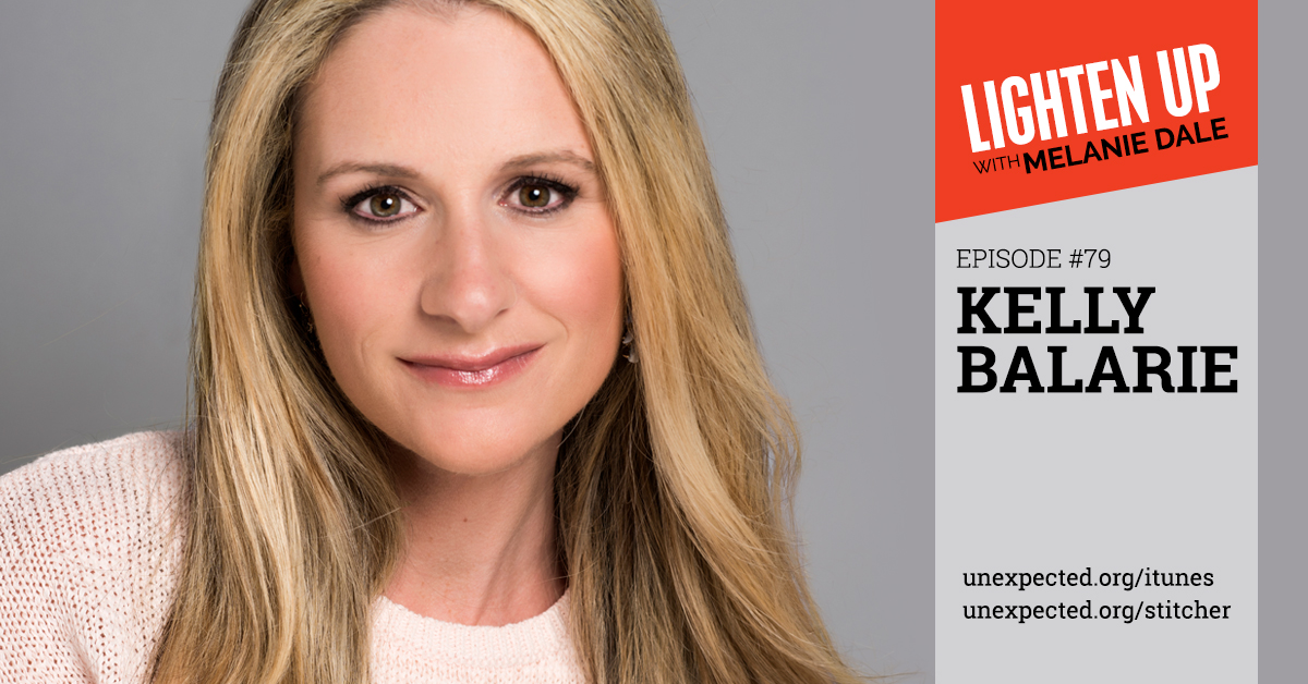 Lighten Up #79: Kelly Balarie