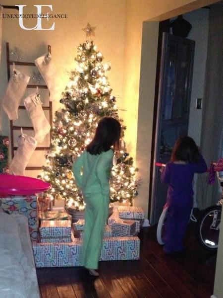 Christmas morining