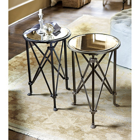 Spectacular World Market us Walker Campaign Accent Table
