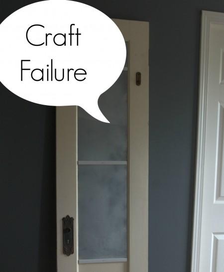 Craft Failure