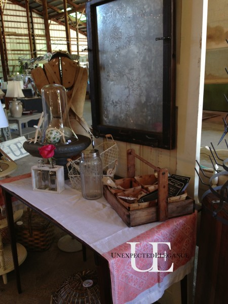 Restyled Barn Sale photos of Unexpected Elegance Booth space