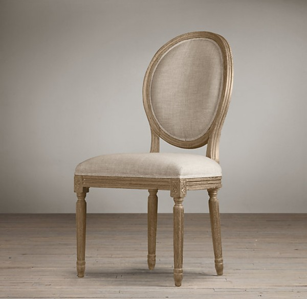 Elegant World Market Linen Ella Side Chairs Set Of Two $359.98