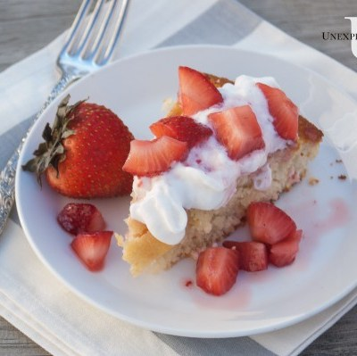 Grandma's Short Cake Recipe