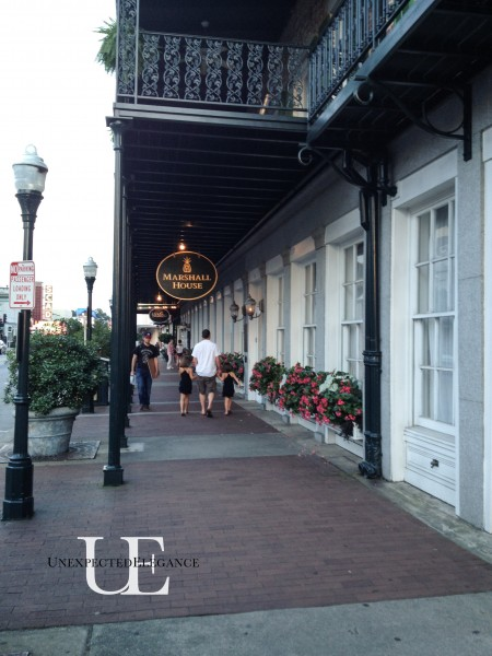 Marshall House in Savannah Georgia (1 of 1)
