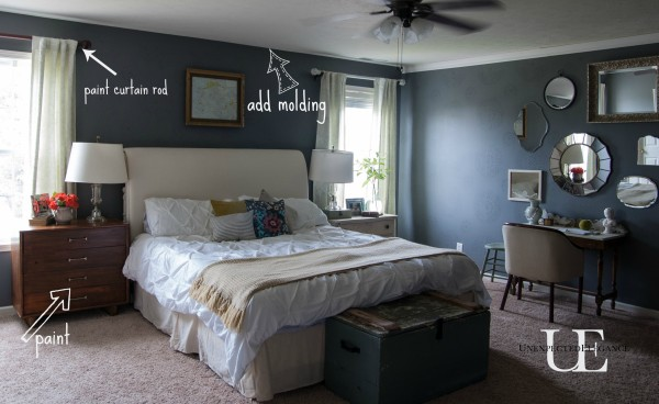 To Do List for Master Bedroom