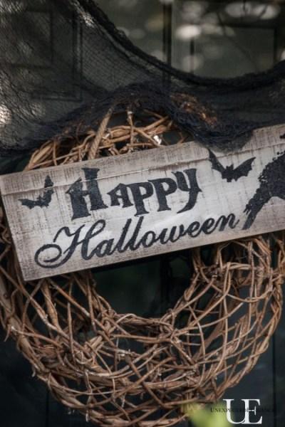 Halloween Porch Switharoo