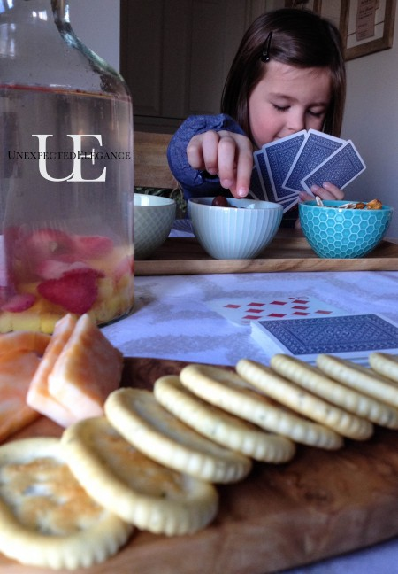Family Game Time with West Elm