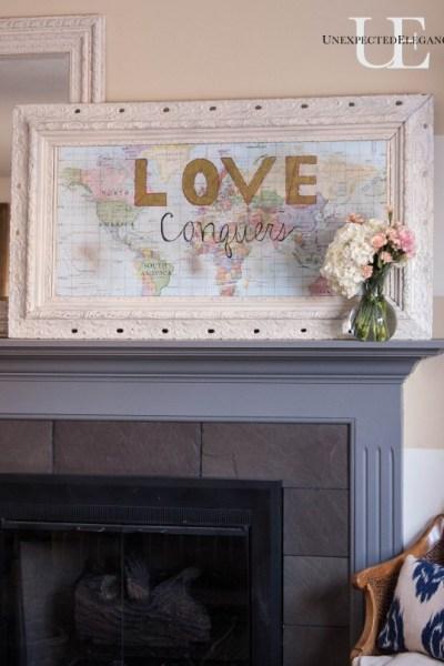 LOVE Conquers Art Tutorial