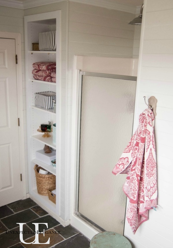 DIY Built-in Shelving for Storage-1-4