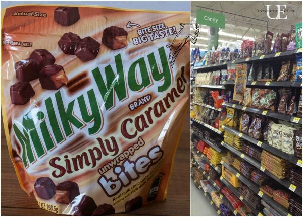 Salted Milky Way Cupcakes with Chocolate Bunny Ears #EatMoreBites #cBias