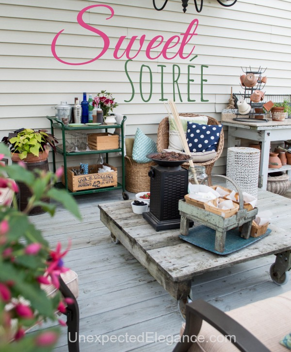 Sweet Soiree TWIX® Party #EatMoreBites #shop