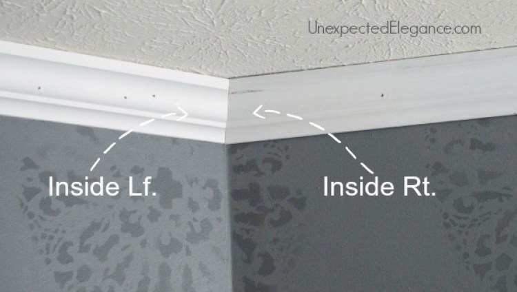 Have you always wanted to add crown molding to a space but are paralyzed by fear of not doing it right? Get some awesome Tips for Hanging Crown Molding Like a Pro....from a NON-PRO!