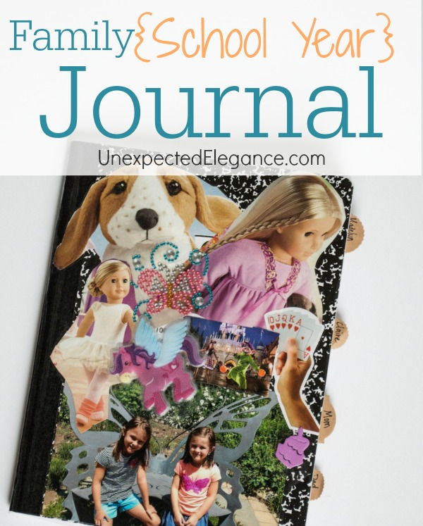 Our Family School Year Journal-1-8