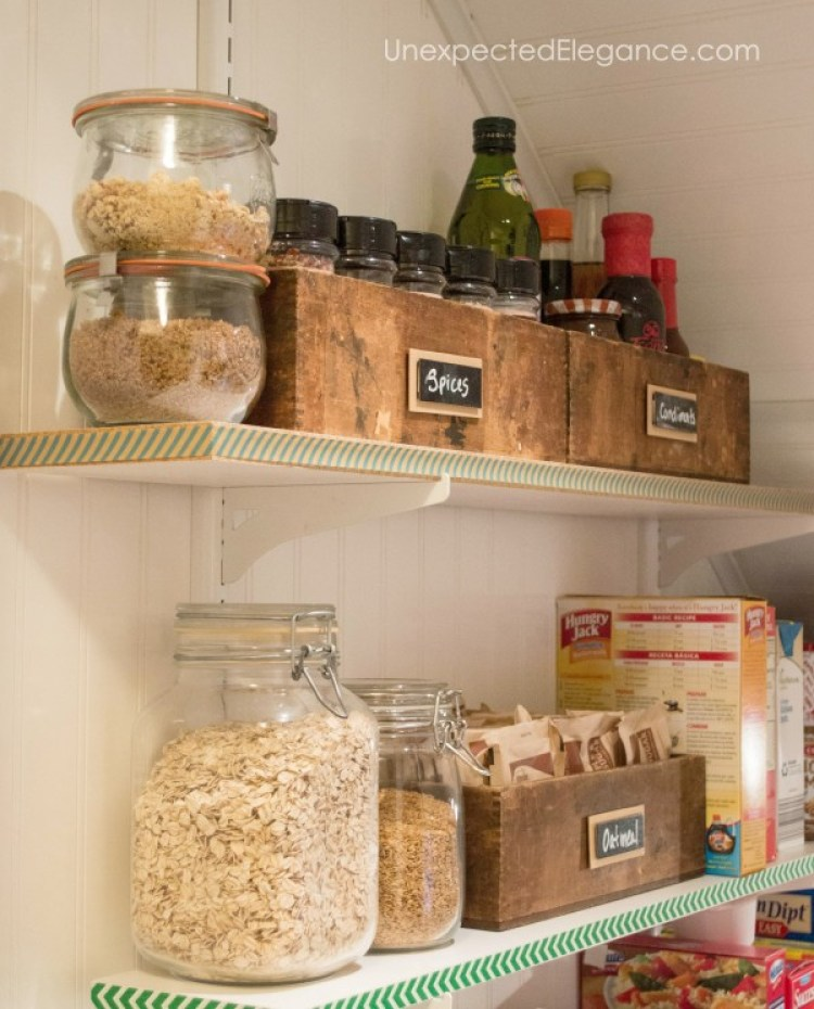 Check out these great tips for getting rid of clutter!