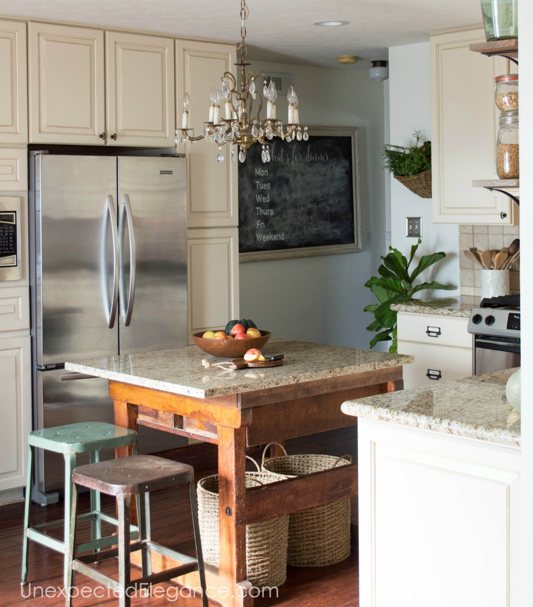 Does Your Kitchen Need An Update, But You Canu0027t Afford To Ripe Out