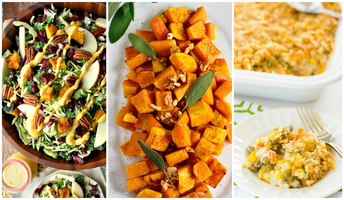 22 MOUTH WATERING THANKSGIVING SIDE DISHES- FEATURE