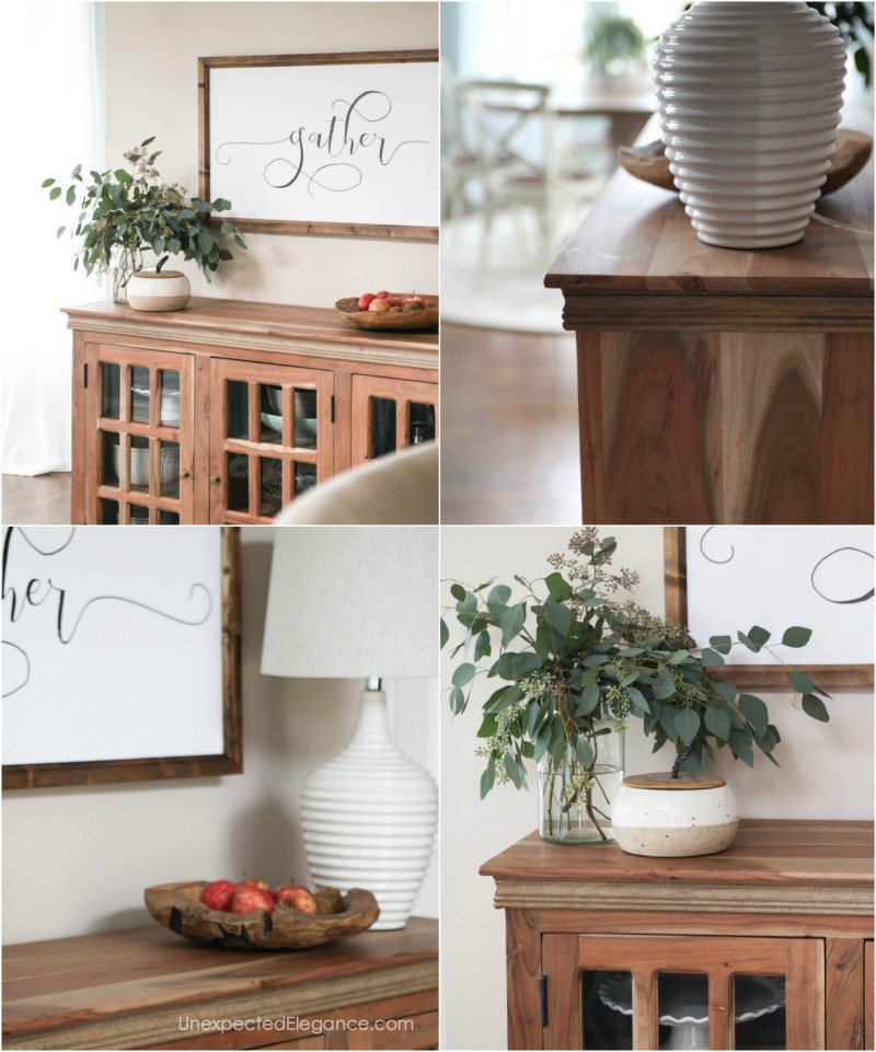 Vintage A great eat in kitchen makeover with all the source details