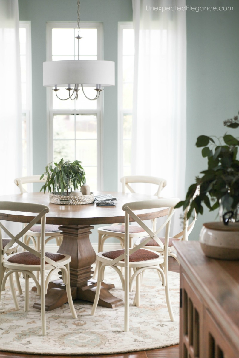 Eat-in Kitchen Makeover | Client Project - Unexpected Elegance