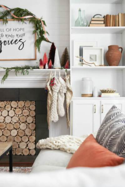 A Simple Christmas | Home Tour