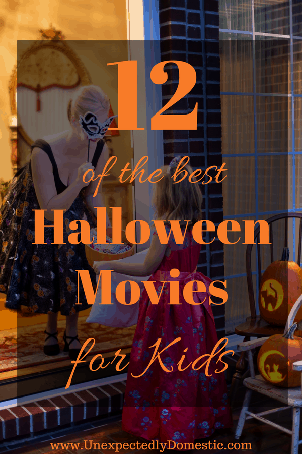 Check out this ultimate list of the best Fall movies and Halloween movies to watch with the family when the weather starts to cool.
