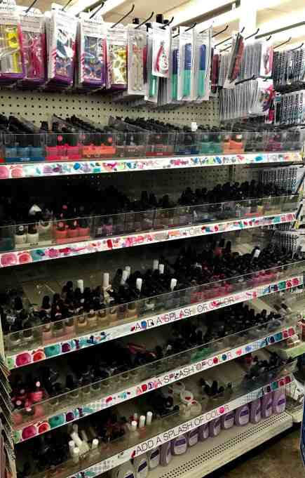 best beauty products from the Dollar Tree