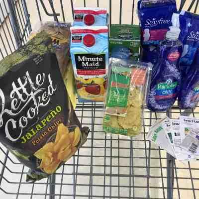 Week 16: How I Saved 75% On Groceries