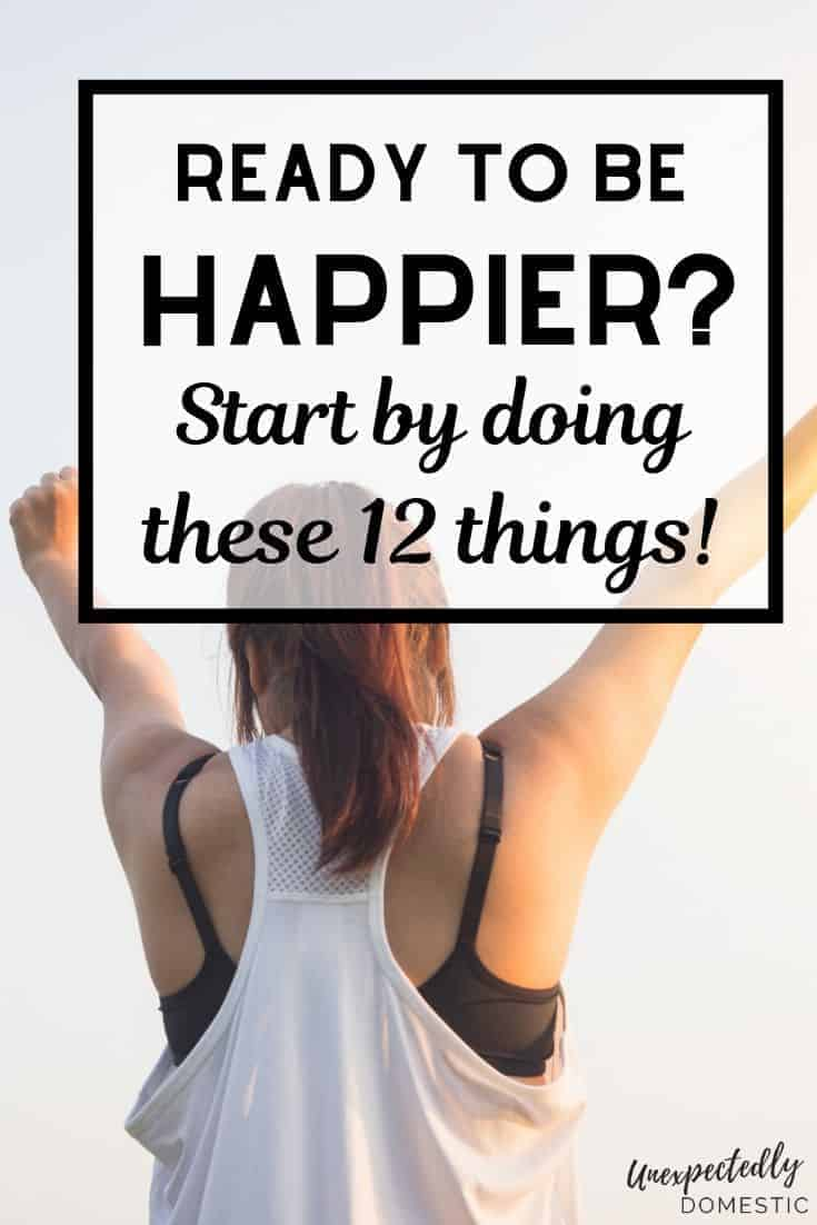 12 tips for how to enjoy life. Get the most out of life and how to enjoy things again. Learn how to be happier and live your best life!