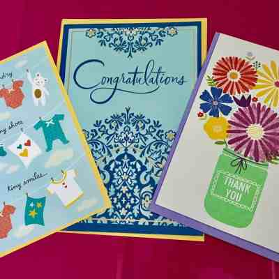 How to Save Money on Greeting Cards for Every Occasion (Introducing Dollar Tree Hallmark Cards!)