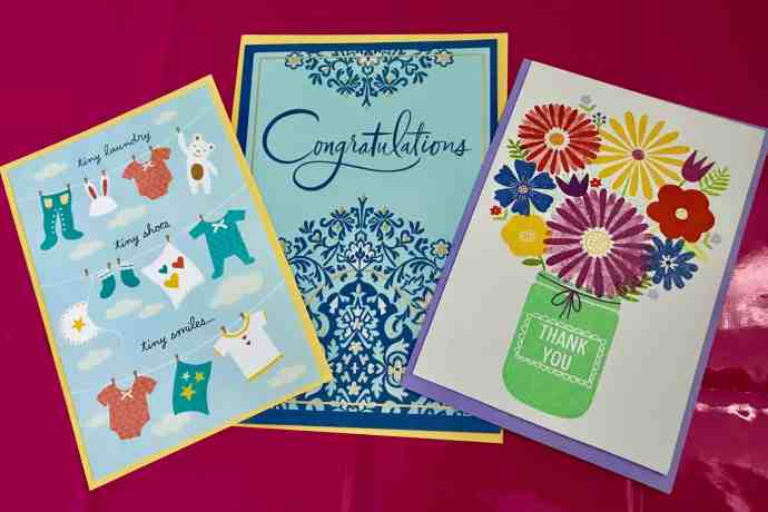 Dollar Tree has some big news! They will now carry Dollar Tree Hallmark cards. Give the perfect greeting cards for every occasion, while saving money!
