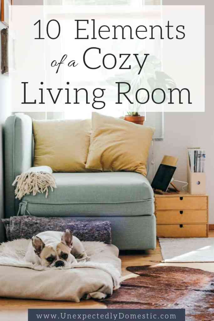 10 easy tricks to make your living room more cozy unexpectedly