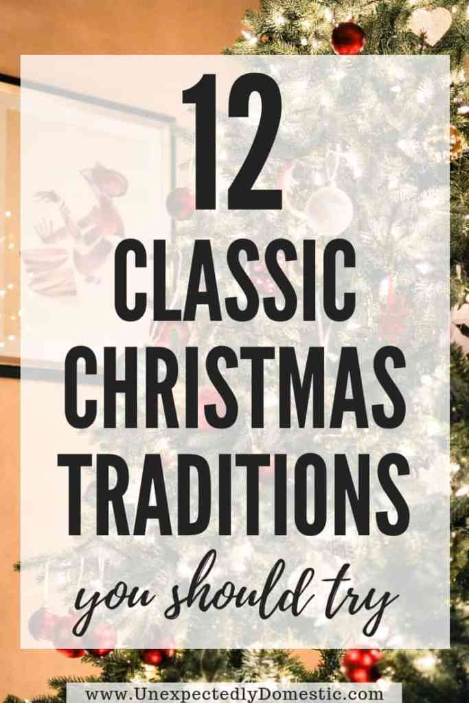 Check out this list of 80 Christmas traditions to start this year! Your family will love these unique and great holiday traditions!