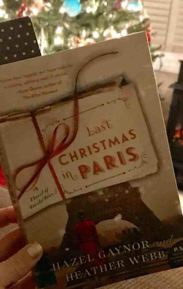 Last Christmas In Paris Book.November Book Reviews Christmas Reading List